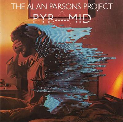 The Alan Parsons Project – Pyramid 1978 CD NM jako nove Prog Rock