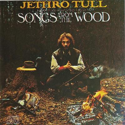 Jethro Tull – Songs From The Wood 1977 CD Classic Rock jako nove NM