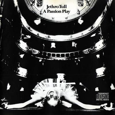 Jethro Tull – A Passion Play 1973 CD Classic Rock jako nove NM