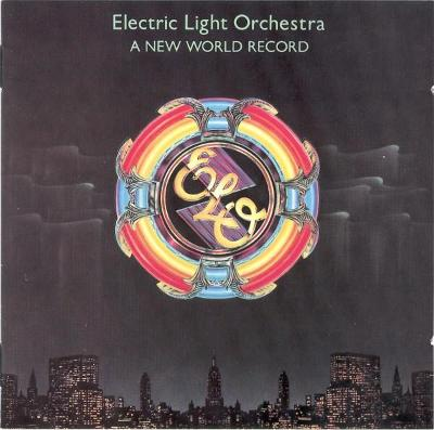 Electric Light Orchestra – A New World Record CD 1991 jako nove NM