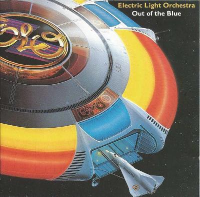 Electric Light Orchestra – Out Of The Blue CD 1991 jako nove NM