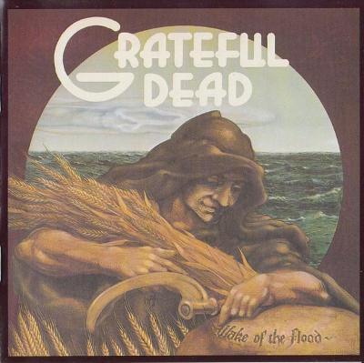 Grateful Dead – Wake Of The Flood CD 1989 NM jako nove Psychedelic