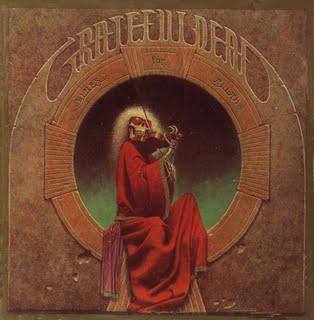 Grateful Dead –  Blues For Allah CD 1989 NM jako nove Psychedelic