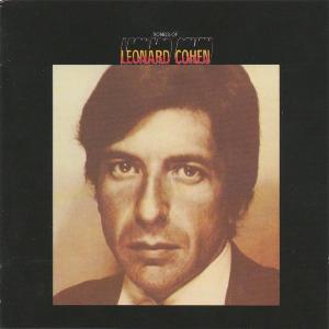 Songs Of Leonard Cohen 1969 CD jako nove NM rozprodej sbirky