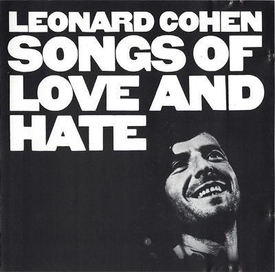 Leonard Cohen Songs Of Love And Hate 1971 CD jako nove NM
