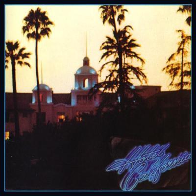 Eagles – Hotel California 1976 CD jako nove NM Classic Rock