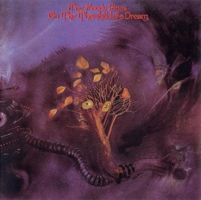 The Moody Blues – On The Threshold Of A Dream 1969 CD jako nove NM