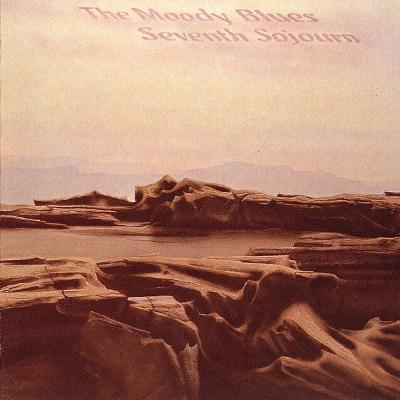 The Moody Blues – Seventh Sojourn 1972 CD Psychedelic jako nove NM