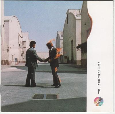 Pink Floyd – Wish You Were Here CD RE Remaster 90's Argentina mega rar