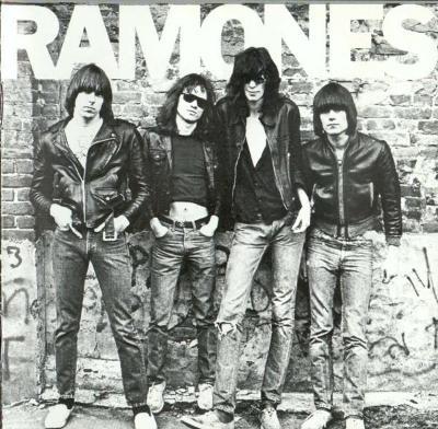 The Ramones First 1976 CD Punk Classic jako nove NM sleva