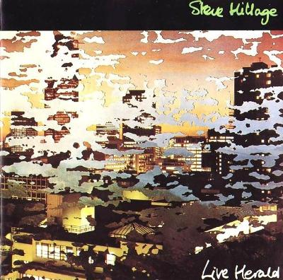Steve Hillage – Live Herald 1979 CD Progressiv Rock jako nove NM
