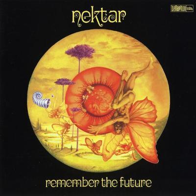 Nektar – Remember The Future 1973 CD Prog Rock jako nove NM sleva