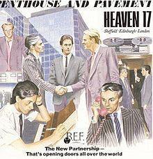 Heaven 17 – Penthouse And Pavement 1981 CD jako nove NM Human League