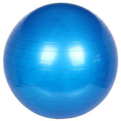 Merco Yoga Ball gymnastický míč - 65 cm - šedá