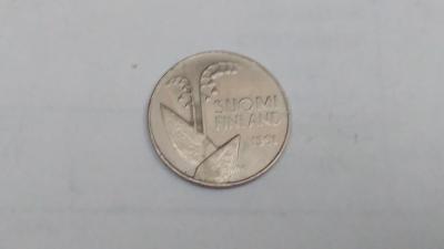 10 penniiä 1991 Finslo