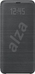 Pouzdro na mobil Samsung Galaxy S9+ LED View Cover černé
