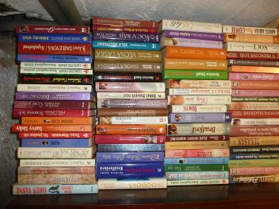 Knihy - romány pro ženy