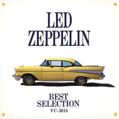 CD Led Zeppelin - Best Selection (Japan) rare !!