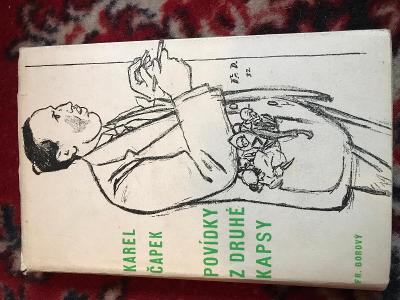 Povidky z druhé kapsy - Karel Čapek 1947