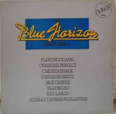 LP Various - The Blue Horizon Story, Vol.1, 1973 EX