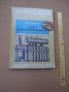 TRUNEČEK : MALÁ ELEKTROTECHNIKA 1959