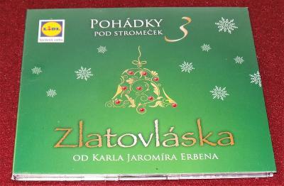 CD - Zlatovláska