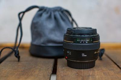 Objektiv Canon EF 50 mm f/1,4 USM