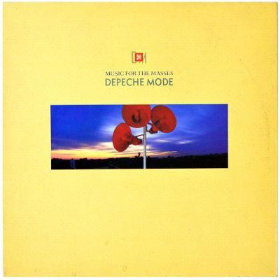 Gramofonová deska DEPECHE MODE - Music for the masses