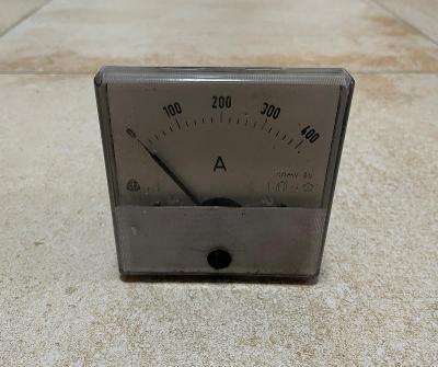 Ampérmetr 400A