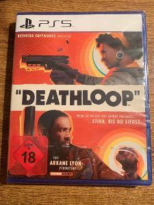DEATHLOOP - PLAYSTATION 5 - PS5 - NOVÁ - ZABALENÁ