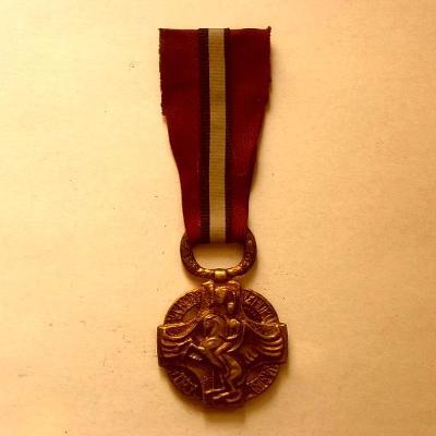 Národe vzhůru na stráž Svobody Legionářské Vyznamenání 1914-18