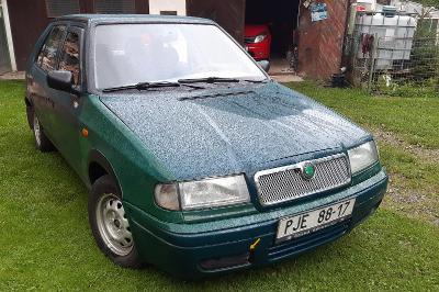 Škoda felicia 1.3 Mpi r.99