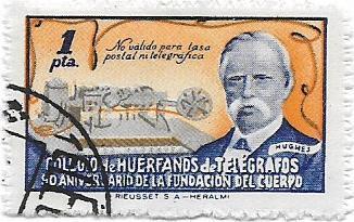 Známka starého Španělska  od koruny - strana 3
