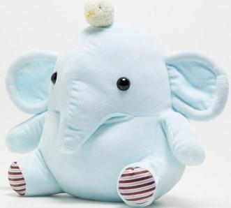 Luxusní krásná Kojenecká deka slon