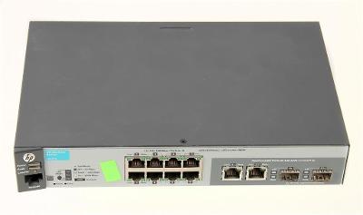 J9777A Hp ProCurve 2530-8G 8 port GbE / 2x GbE SFP Ethernet Switch (wi