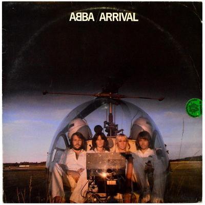 Gramofonová deska ABBA - Arrival
