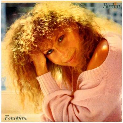 Gramofonová deska BARBRA STREISAND - Emotion