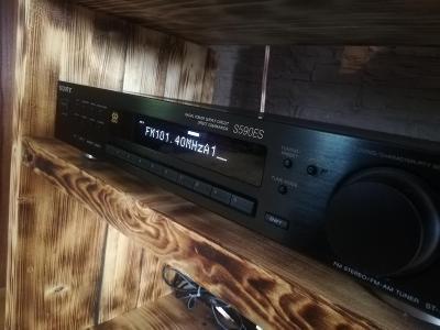 Sony tuner S590ES