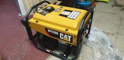 Elektrocentrála CAT, Caterpillar NOVÁ