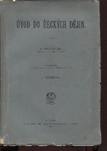 Úvod do řeckých dějin (1909)