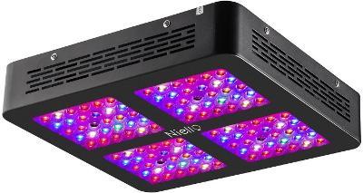 LED světlo Niello 600wpro pěstování rostlin pod umělým osvětlením