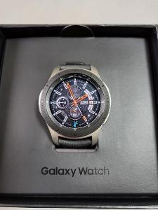 Samsung Galaxy Watch 46mm - stříbrná