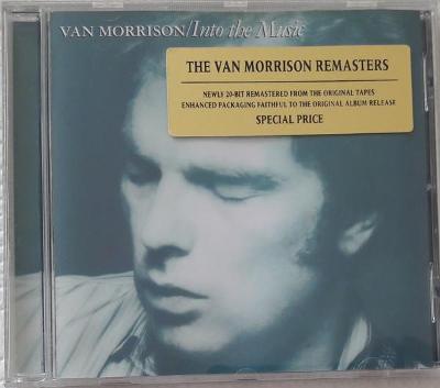 Van Morrison – Into The Music CD 1998 jako nove NM