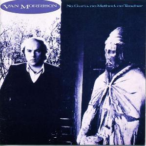 Van Morrison – No Guru, No Method, No Teacher CD 1986 jako nove NM