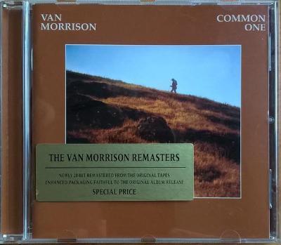 Van Morrison – Common One CD 1998 UK jako nove NM
