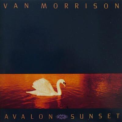 Van Morrison – Avalon Sunset CD 1989 jako nove NM