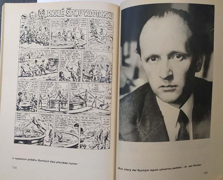 Jaroslav Foglar - Po stopách Rychlých šípů ed. Magnet 11/90 - Knihy