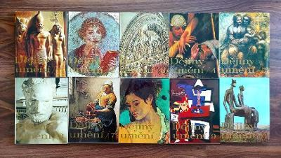 Dějiny umění (1-10) - Pijoan