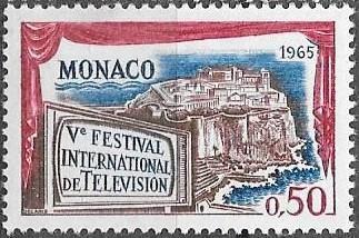Monaco, Mi 790, **