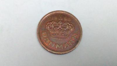 25 øre 1990 Dánsko